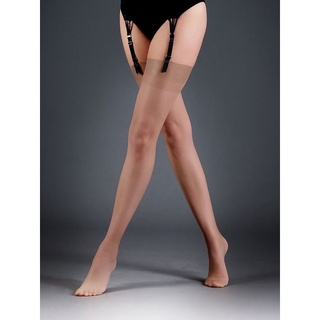 Vớ màu trơn Victoria Secret X Bluebella hàn thumbnail