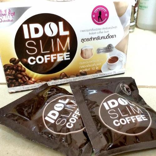 Cà phê giảm cân Idol Slim Coffee - SVN
