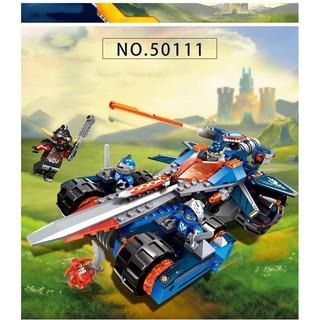 Đồ chơi trẻ em đồ chơi thông minh Lego Ghép hình NEXO 50111