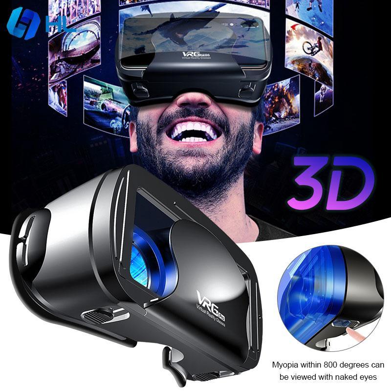 Kính thực tế ảo 3D VRG Pro đa năng