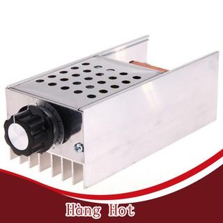 [ Hàng Hot ] Bộ điều khiển điều chỉnh điện áp 220V 6000W SCR tốc độ điều chỉnh nhiệt điện tử thumbnail