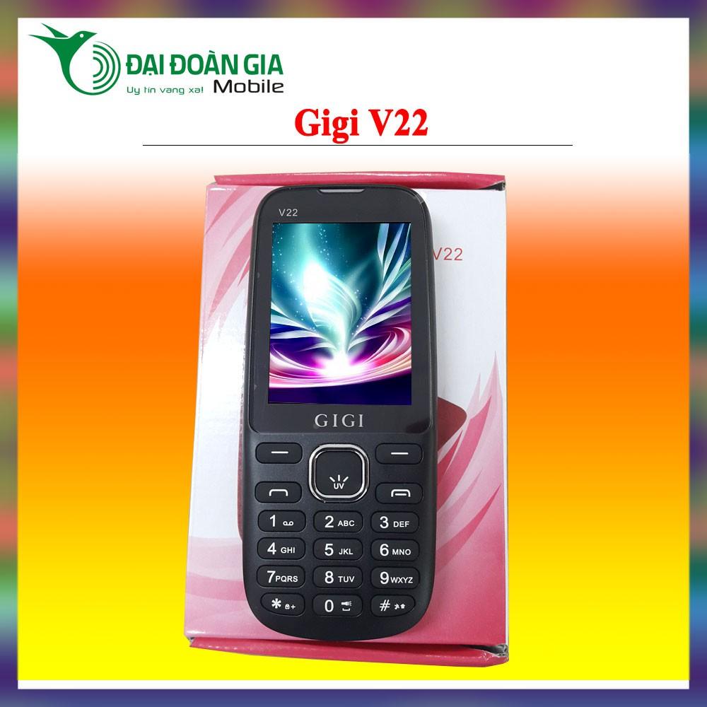 Điện thoại Gigi V22 - 2 Sim 2 Sóng - Dễ dàng sử dụng - 3523217 , 1025448179 , 322_1025448179 , 312500 , Dien-thoai-Gigi-V22-2-Sim-2-Song-De-dang-su-dung-322_1025448179 , shopee.vn , Điện thoại Gigi V22 - 2 Sim 2 Sóng - Dễ dàng sử dụng