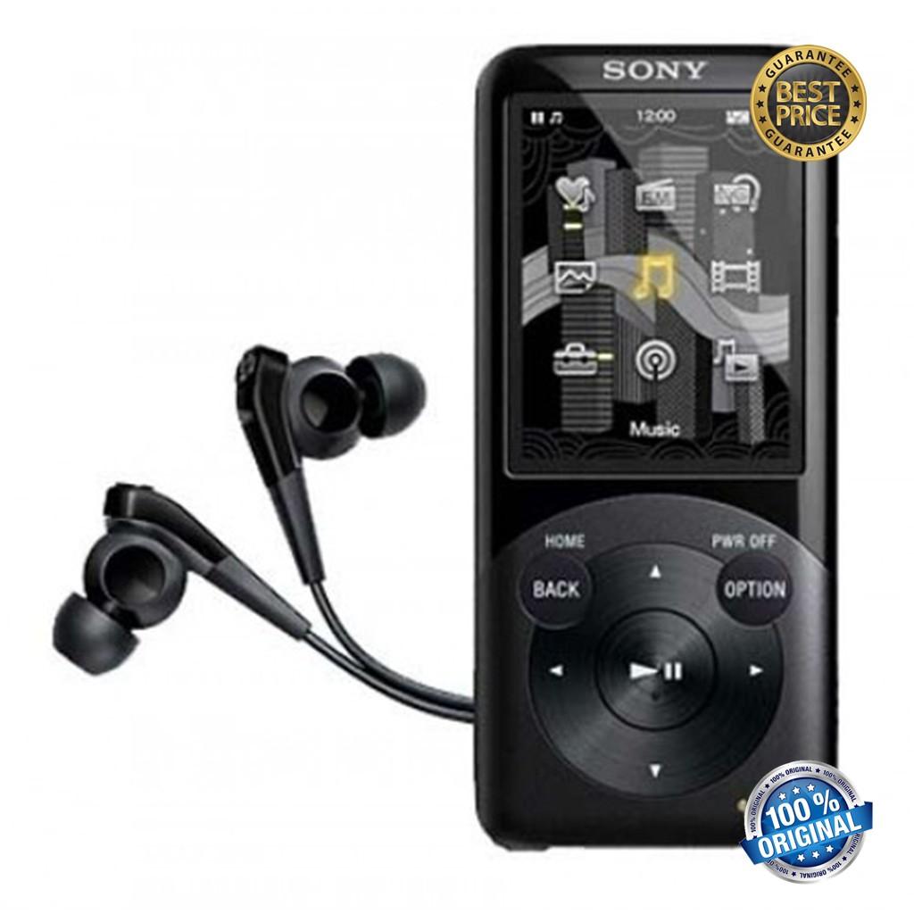 Máy nghe nhạc Sony Walkman S755 16GB - New - 9971177 , 1293780944 , 322_1293780944 , 2000000 , May-nghe-nhac-Sony-Walkman-S755-16GB-New-322_1293780944 , shopee.vn , Máy nghe nhạc Sony Walkman S755 16GB - New