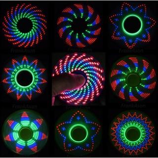 Spinner 3 cánh có đèn Led đa sắc , đa hình cực đẹp