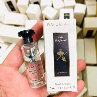 Sharingperfume - nước hoa mini Bvlgari Au The Noir mùi trà thumbnail