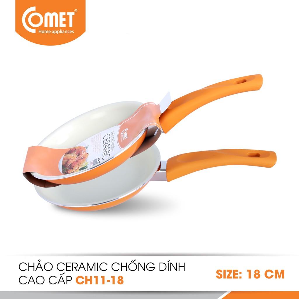 Hình ảnh Chảo chống dính Ceramic Comet CH11-18-0