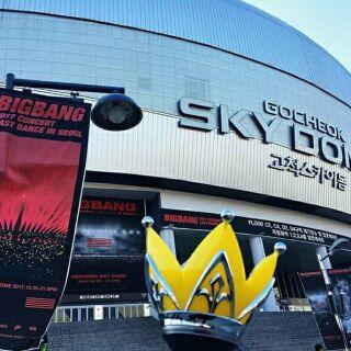 Lightstick BIGBANG 10th [order] tặng kèm postcard chữ kí GD / set quà GD