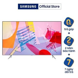 Qled Tivi Samsung 4K 65 Inch QA65Q65TA giao hàng miễn phí trong TP HCM