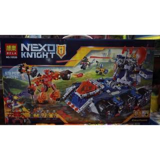 LEGO NEXO KNIGHT THÁP CANH GÁC DI ĐỘNG NO.10520