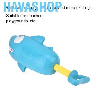 Havashop Popular Funny Children's Swimming Pool Fashion Beach Cartoon Suction Squirt Gun