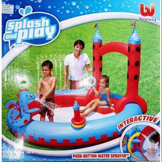 Hộp phao bể bơi cho các bé