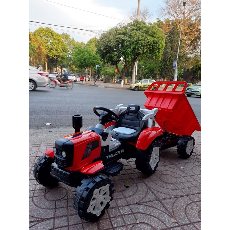Xe máy cày trẻ em - xe công nông - xe điện ô tô điện cho bé - ô tô điện trẻ em