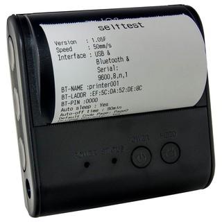 Máy In Di Động Bỏ Túi Kết Nối Bluetooth 2.0 Hiệu Birch BM-i03