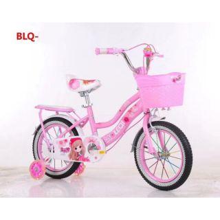 [Chuyên sỉ] Xe đạp trẻ em mini nữ 12-14-16 mẫu mới BLQ cho 2-7 tuổi thumbnail