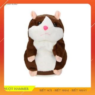 [KAS] Đồ chơi Chuột Hamster biết nhại biết nói biết nhảy – Talking Hamster