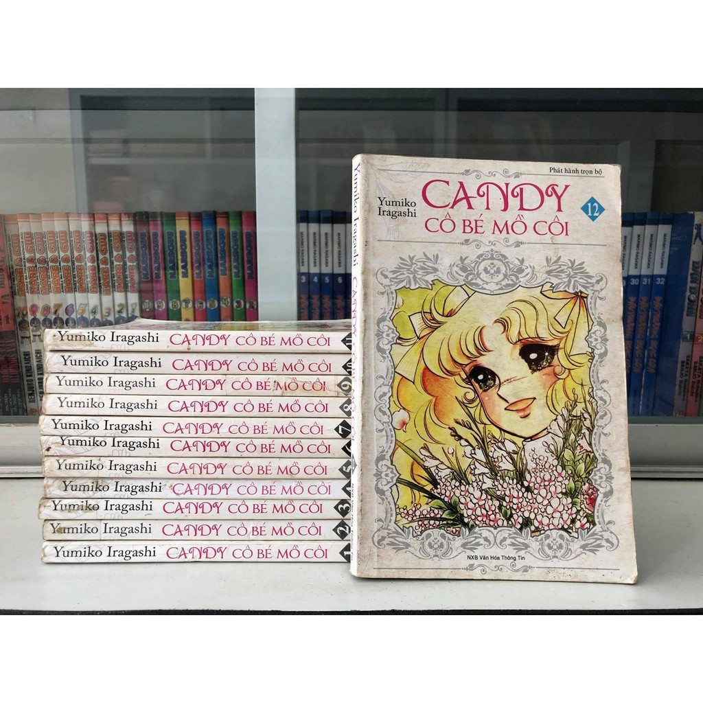 Truyện tranh Candy Cô bé mồ côi - 2604597 , 1299774609 , 322_1299774609 , 120000 , Truyen-tranh-Candy-Co-be-mo-coi-322_1299774609 , shopee.vn , Truyện tranh Candy Cô bé mồ côi