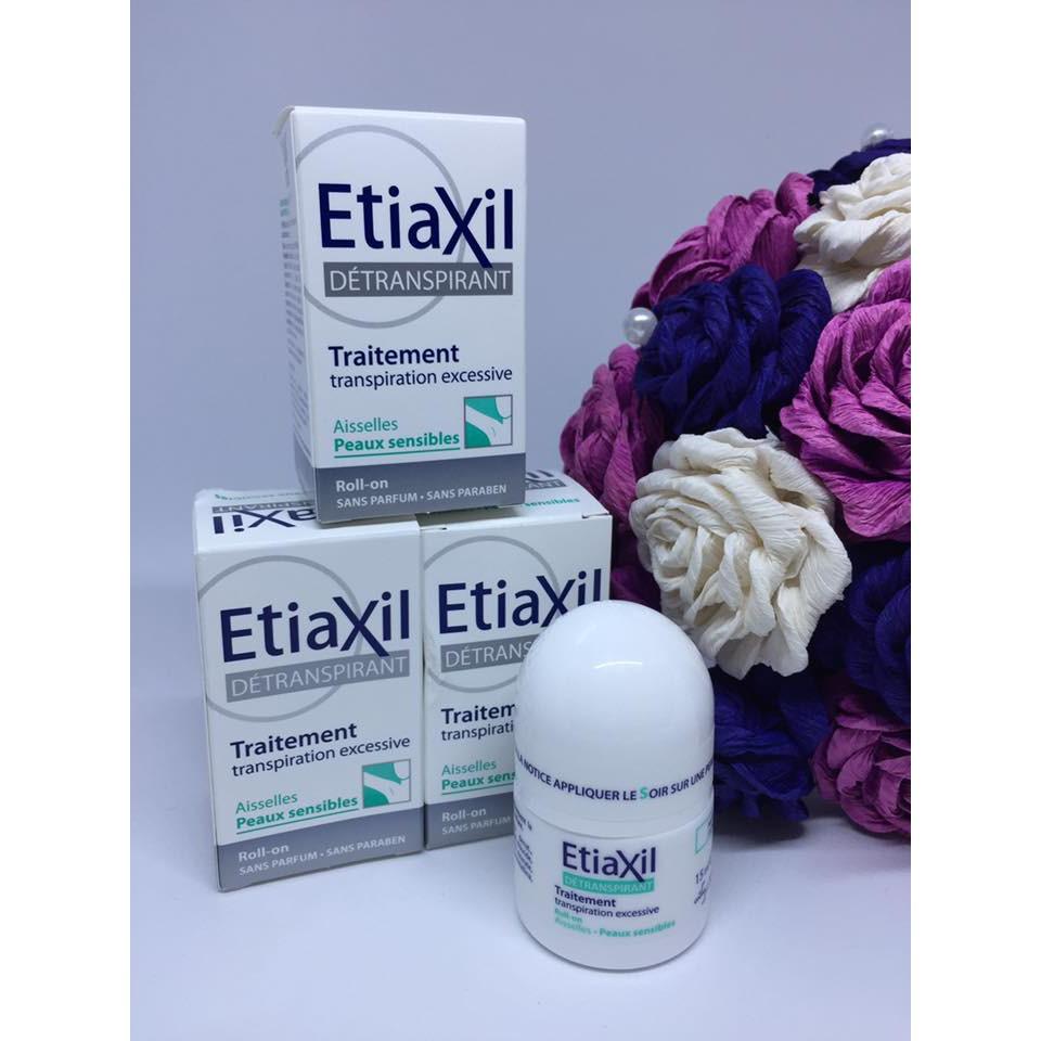 Etiaxil – Lăn khử mùi đặc trị mồ hôi, hôi nách 15ml - 2586655 , 1016548143 , 322_1016548143 , 250000 , Etiaxil-Lan-khu-mui-dac-tri-mo-hoi-hoi-nach-15ml-322_1016548143 , shopee.vn , Etiaxil – Lăn khử mùi đặc trị mồ hôi, hôi nách 15ml