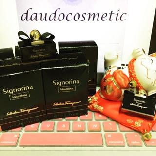 [ mini ] Nước hoa Salvatore Ferragamo Signorina Misteriosa EDP 5ml thumbnail