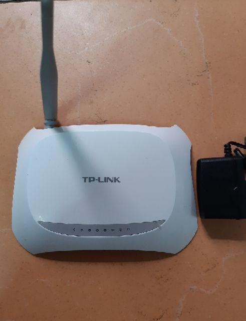 (1 đổi 1 trong 3 tháng )bộ phát wifi tplink 1 râu wr 740n chính hãng, chất lượng