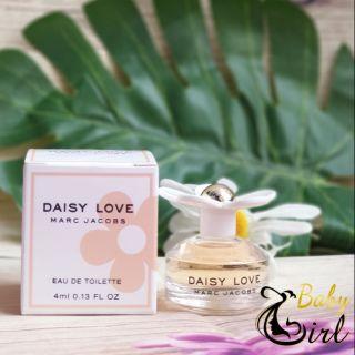 Nước hoa mini nữ chính hãng Marc Jacobs Daisy Love Trắng thumbnail