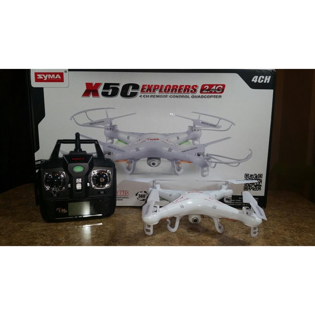 Máy bay điều khiển từ xa - Flycam X5C-1 Có Camera chuẩn HD