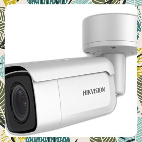 [Hàng Chất]Camera IP Trụ hồng ngoại 4MPchuẩn nén H.265+,2.8-12mm HIKVISION DS-2CD2643G0-IZS hỗ trợ dịch vụ Hik-Connect