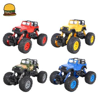 Simulate Children's Alloy Pull-back Vehicle Off-road Climbing Car Model Toy Gift