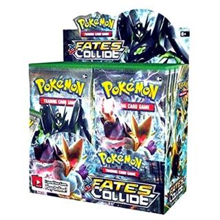Thẻ bài Pokemon TCG X&Y Fates Collide chính hãng