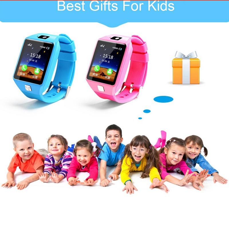 Bộ Đồng Hồ Thông Minh Bluetooth Chống Rụng Cho Trẻ Em