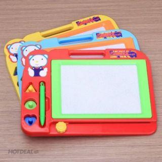 Bảng viết tự xóa. Thông minh cho bé