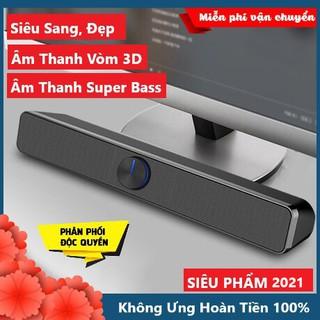 Loa SADA V-193 SUPER BASS Âm Thanh Vòm 3D Cực Sang Dùng Cho Máy Tính Vi Laptop PC Tivi Nghe Nhạc Giải Trí Cực Đã -NBSADA