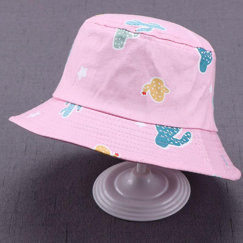 Nón chống nắng cho bé [1 -2 Tuổi], nón trẻ em rộng vành thời trang dễ thương bé trai, bé gái, mũ ngư dân hoạt