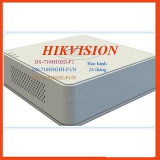 Chính hãng Đầu ghi 4 kênh Hikvision bảo hành 24 tháng
