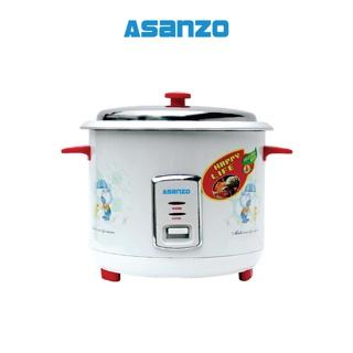Nồi cơm điện đa năng Asanzo RC-1816 (2.2 lít)