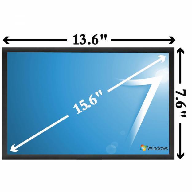 Màn Hình Laptop 15.6 Inch LED Dày 40 Pin Thay Thế Cho Dell HP Lenovo Toshiba LG Asus HÀNG CHẤT LƯỢNG