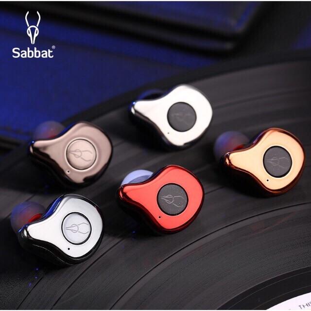 [Mã 267ELSALE hoàn 7% đơn 300K] Tai nghe Sabbat E12 Ultra bluetooth xạc không dây