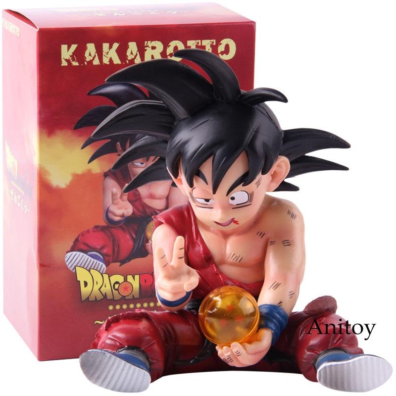 """Mô hình đồ chơi nhân vật son goku trong phim hoạt hình """" Dragon Ball """""""