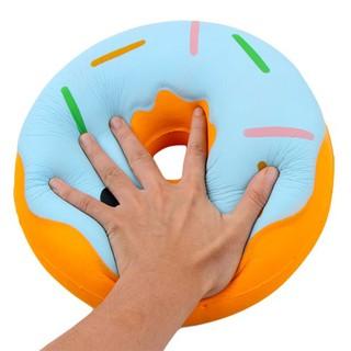 Đô ̀ chơi bo ́ p Squishy hi ̀ nh ba ́ nh donut 10 inch H388