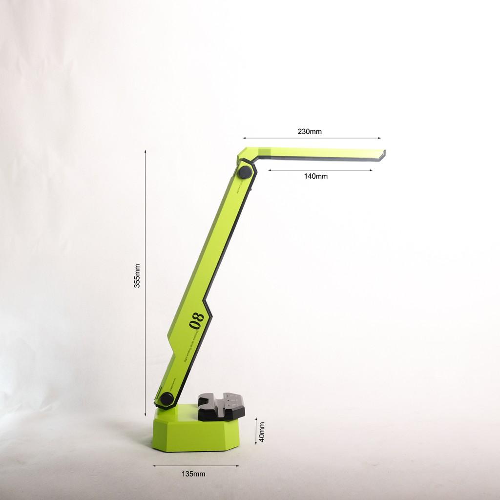 Made in KOREA] Đèn Bàn Học LED Cao Cấp Chuyên Nghiệp Hàng Quốc Tế Chính  Hãng Hàn Quốc PRISM™LED Desk lamp M-08GR - Đèn bàn