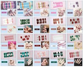 Nails Sticker Miếng Dán Móng Tay 3D Chống Nước thumbnail
