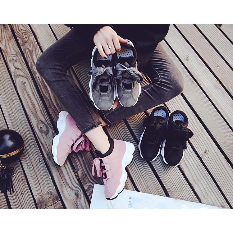 [HOT HIT} Giày thể thao nữ phong cách Hàn -dg15