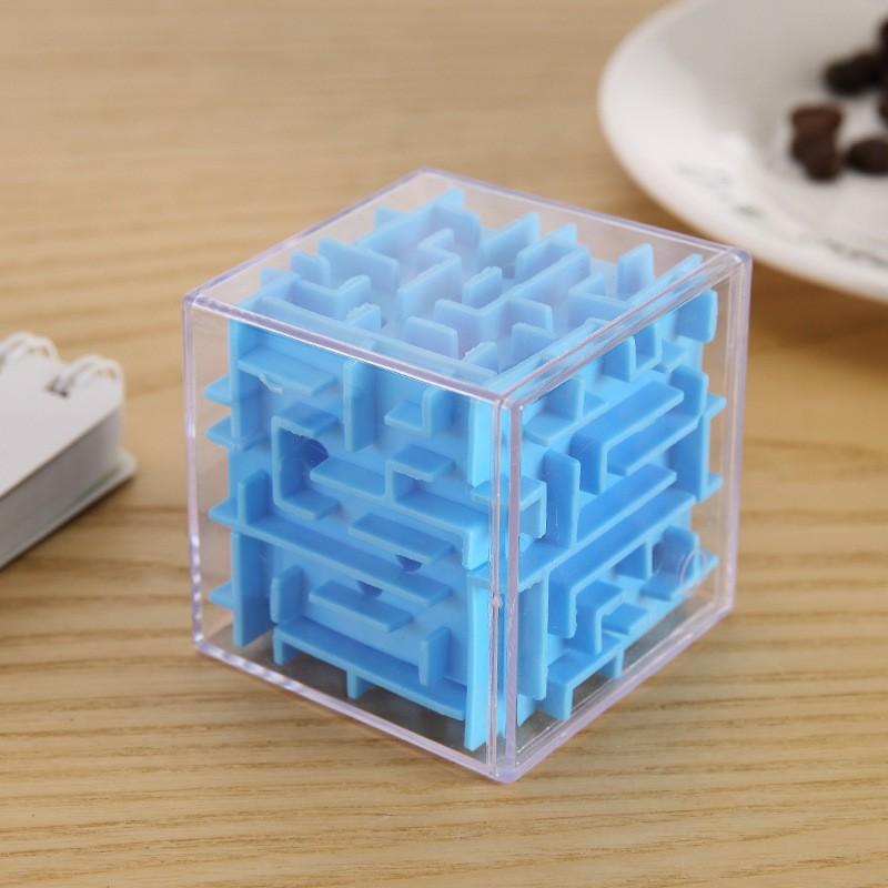 Trò chơi mê cung 3D tăng trí thông minh