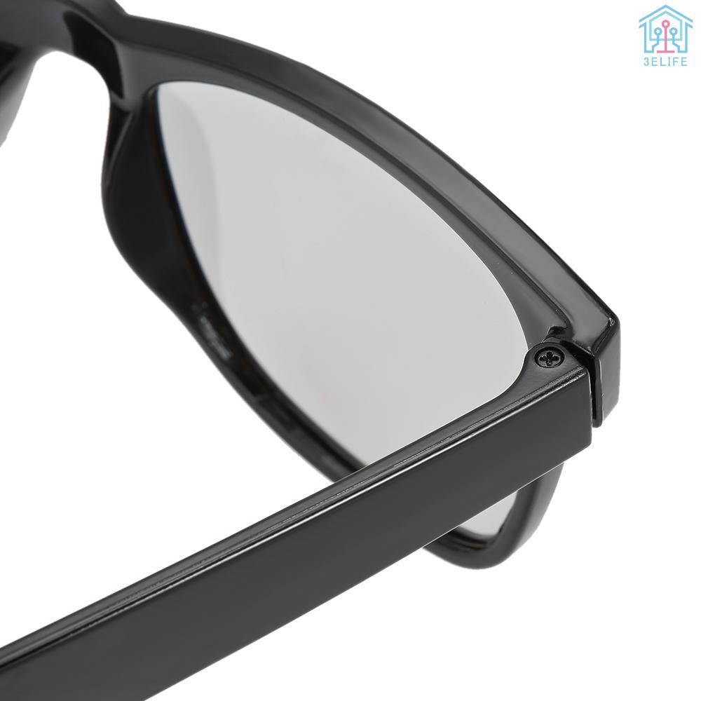 【E&V】P17 Passive 3D Glasses Circular Polarized Lenses for Polarized TV Real D 3D Cinemas for Panasonic