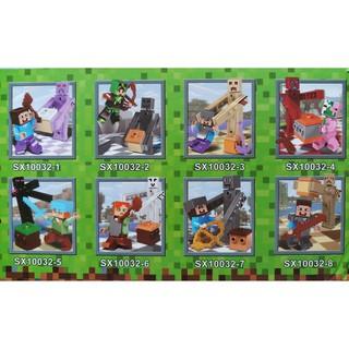 Đồ chơi xếp hình Lego Minecraft 10032