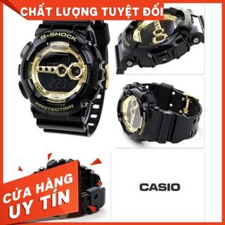 HOT Đồng hồ nam G-SHOCK chính hãng Casio Anh Khuê GD-100GB-1DR Chống nước tuyệt đối