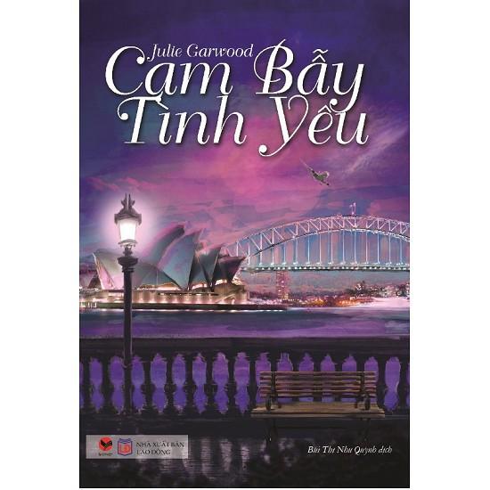 Cuốn sách Cạm Bẫy Tình Yêu - Tác giả: Julie Garwood - 3473878 , 1332703394 , 322_1332703394 , 102000 , Cuon-sach-Cam-Bay-Tinh-Yeu-Tac-gia-Julie-Garwood-322_1332703394 , shopee.vn , Cuốn sách Cạm Bẫy Tình Yêu - Tác giả: Julie Garwood