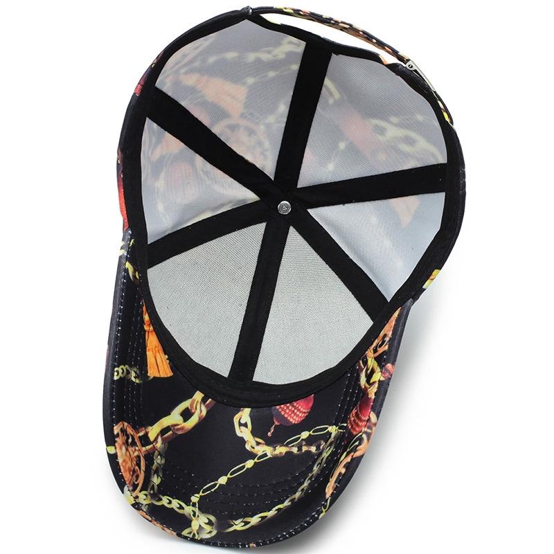 Nón bóng chày bằng cotton kiểu dáng đơn giản cá tính phong cách hip hop