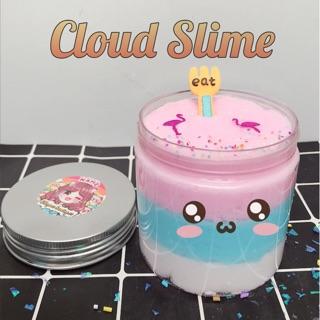 Cloud Slime Từ Snow Wonder