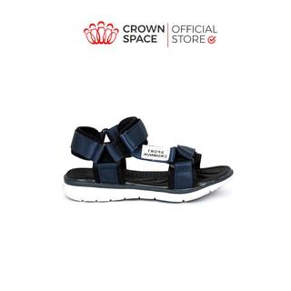 Dép Quai Hậu Bé Trai Crown UK CRUK530 Nhẹ Êm Size 26-35 2-14 Tuổi thumbnail