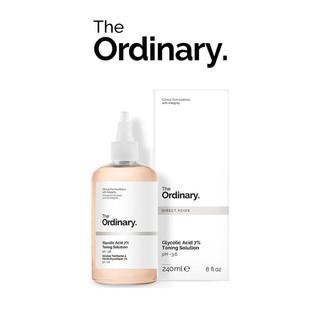 [Hàng Auth] The Ordinary Glycolic Acid 7% Toning Solution – Toner tẩy tế bào chết hóa học